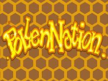Онлайн казино автомат Пыльцовая Нация